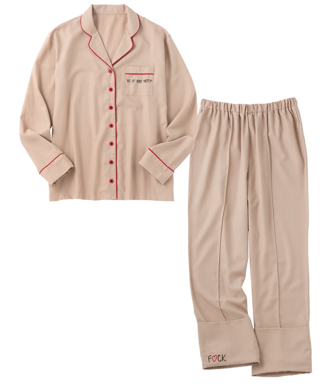 YM shirt pajamas