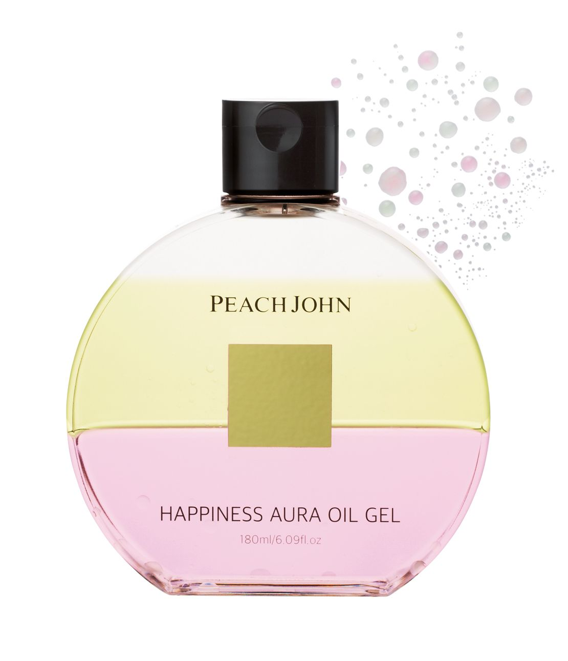 Happiness aura oil Gel