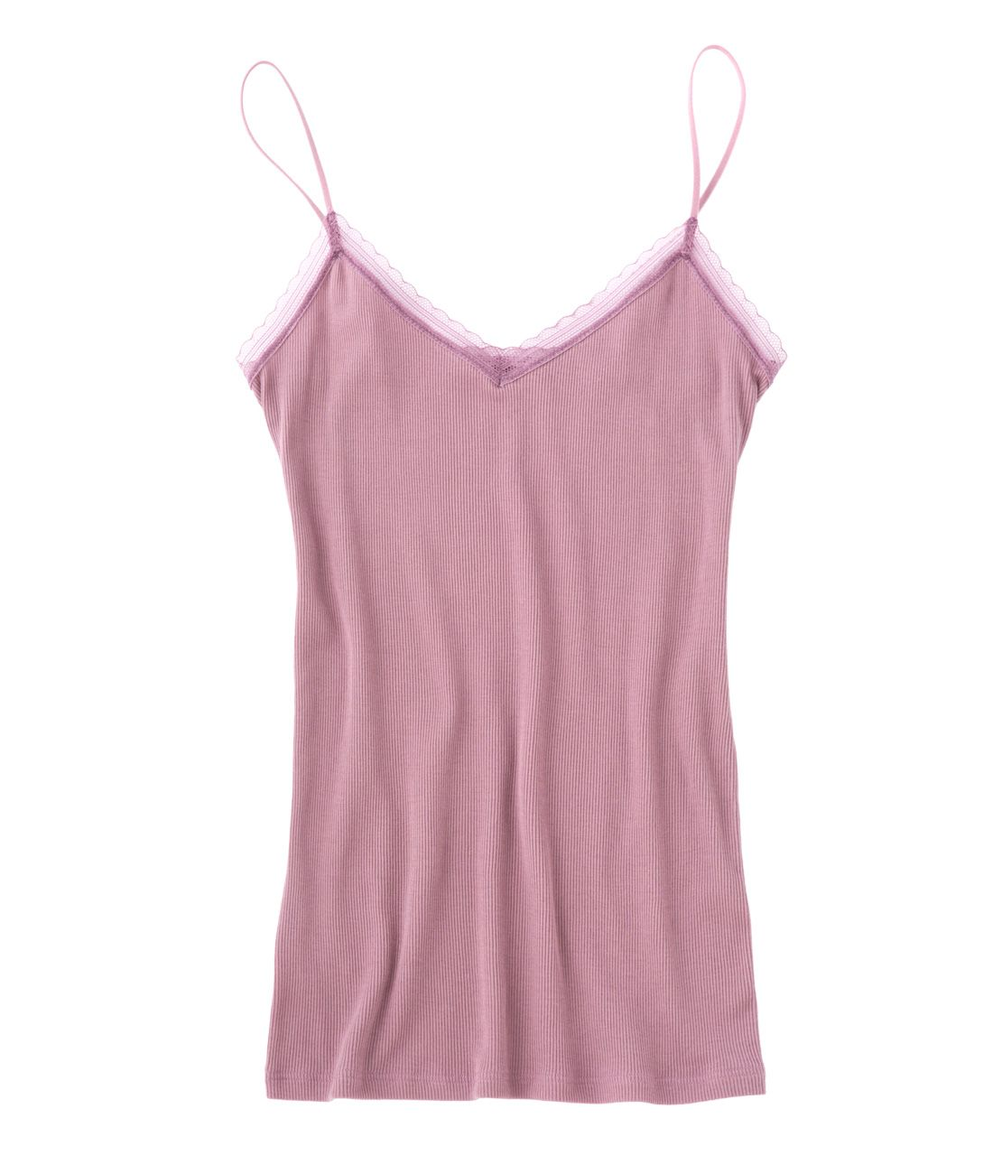 Cotton rib cami