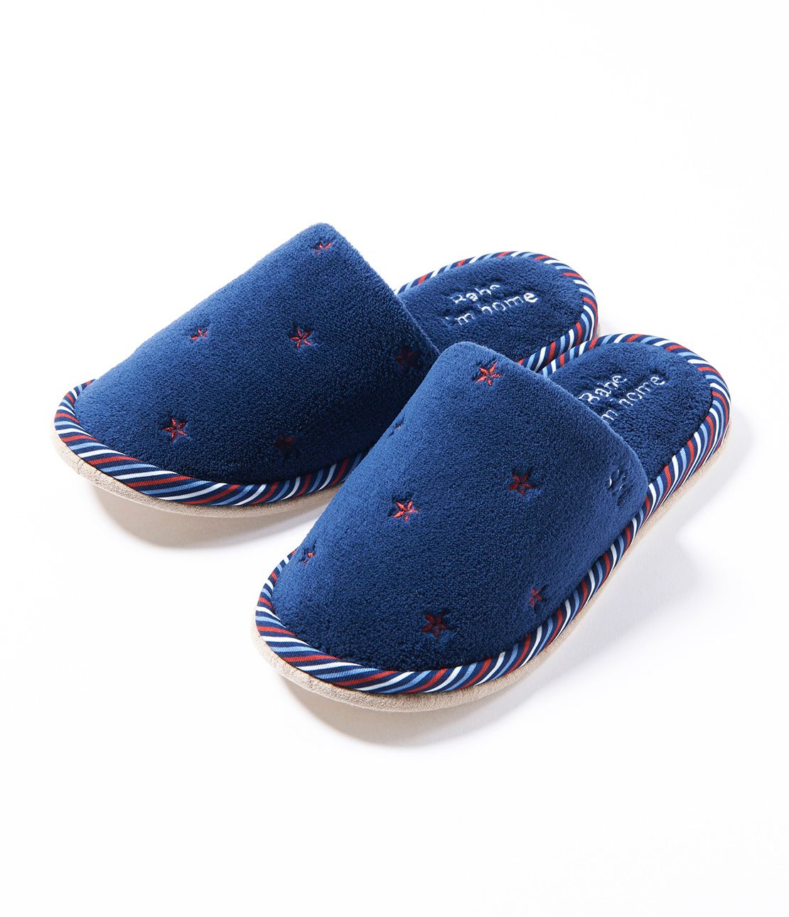 Happy Lovers pair slippers set