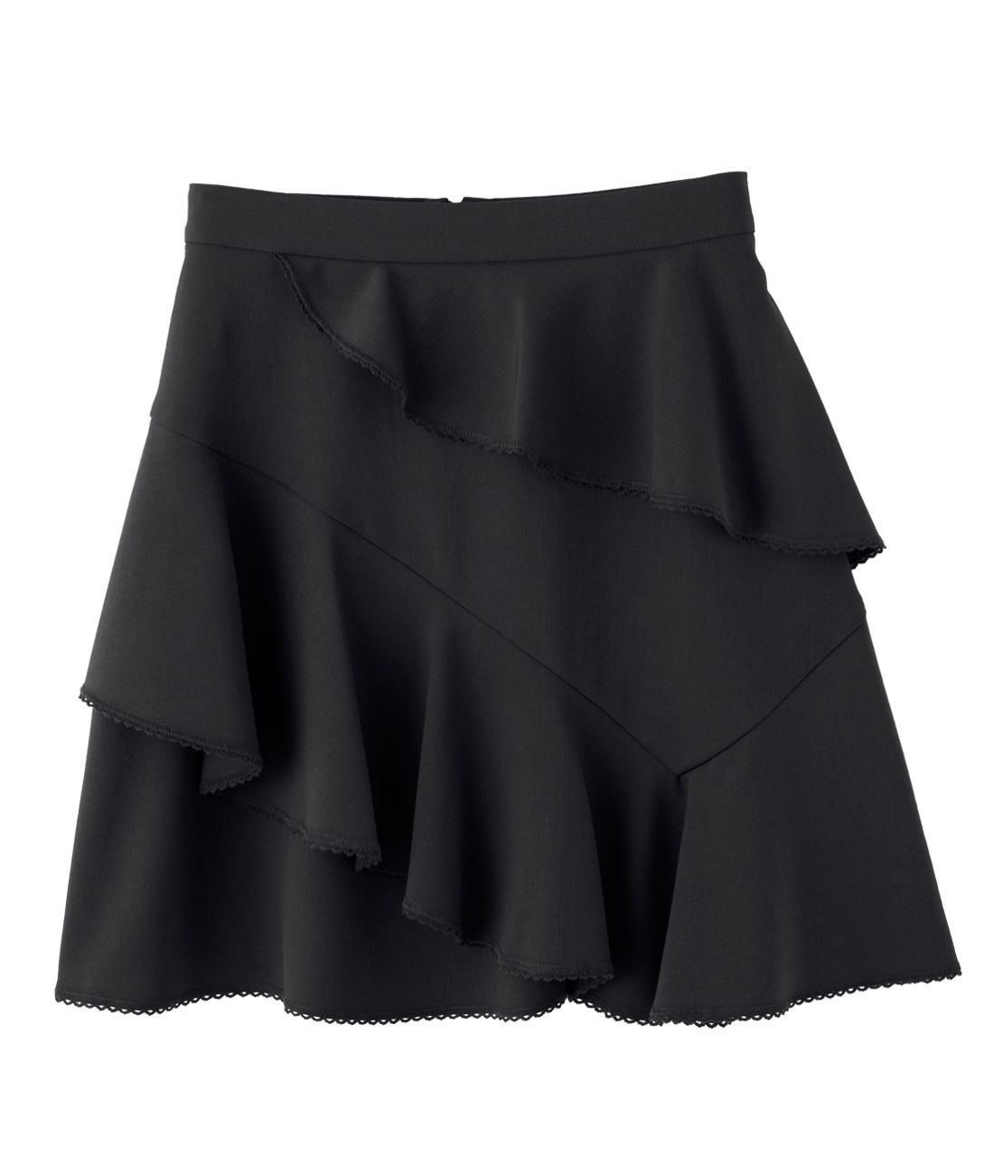 Pretend Lee mini skirt