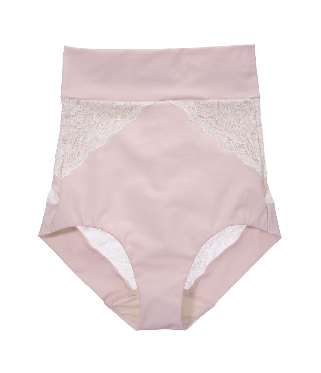 Hami meat light shape high waist panty