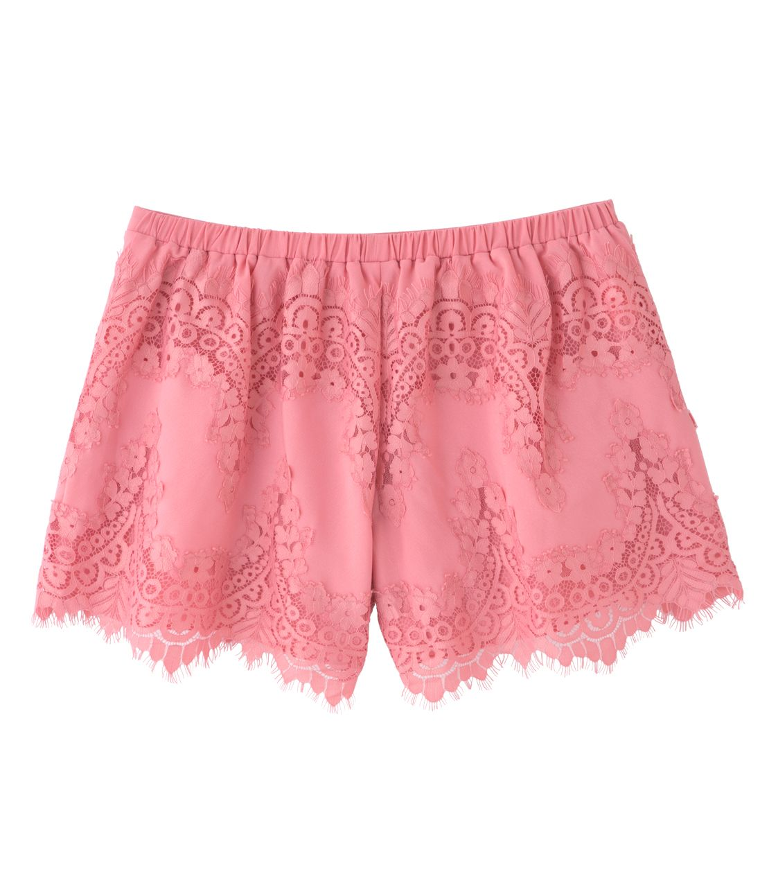 Flower amulet shorts