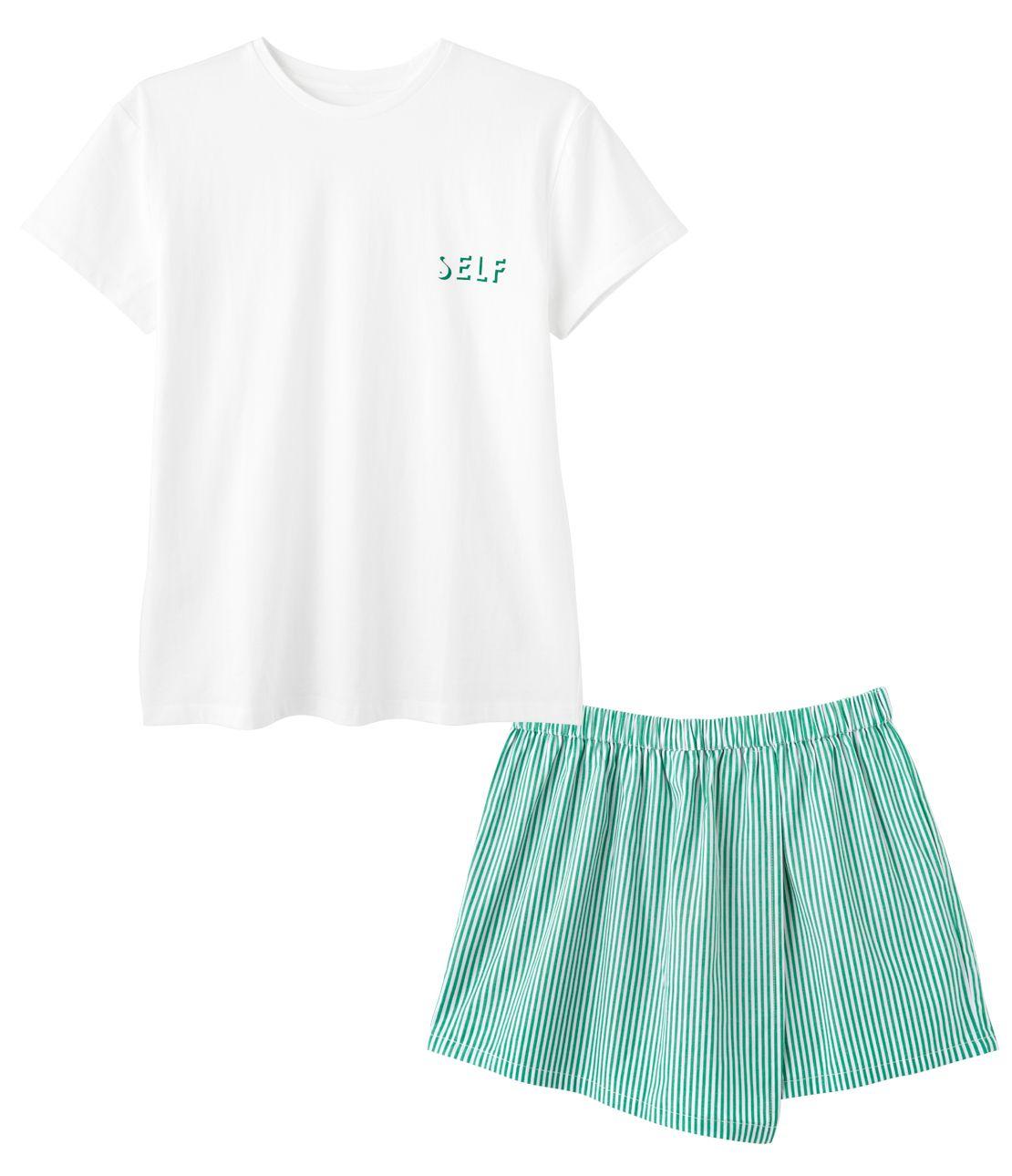 YM T恤睡衣