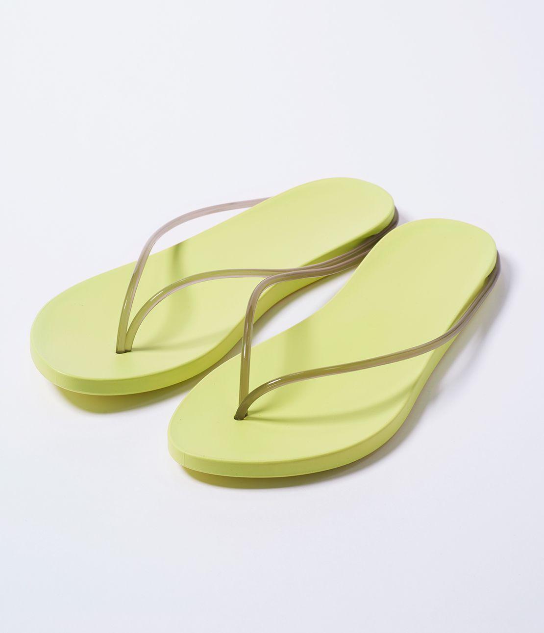 Ipanema narrow strap beach sandals