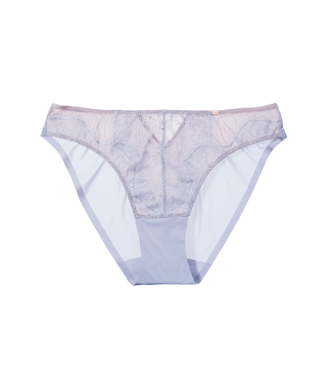 Sheer decoration panty