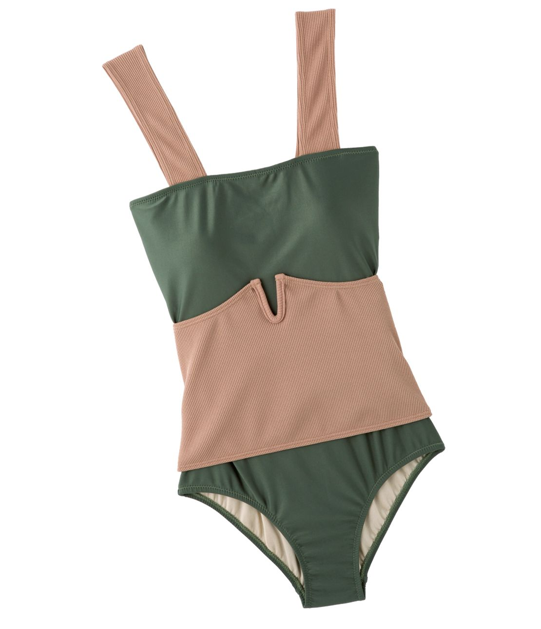 YM mode corset Swimwear Set