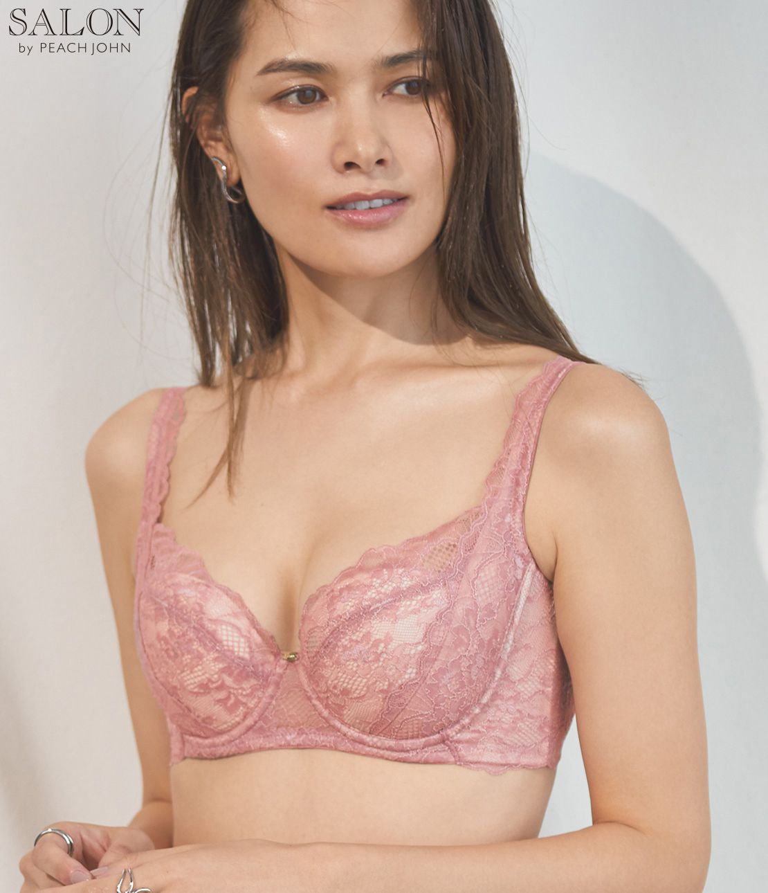 Salon style make-up bra