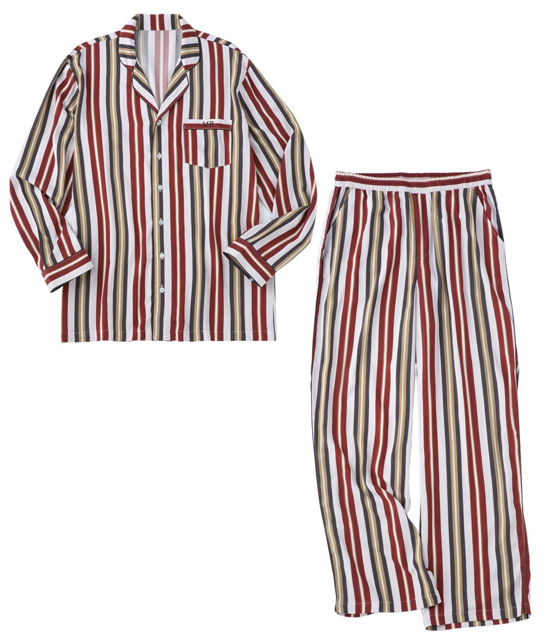 Men's Easy shirt pajamas