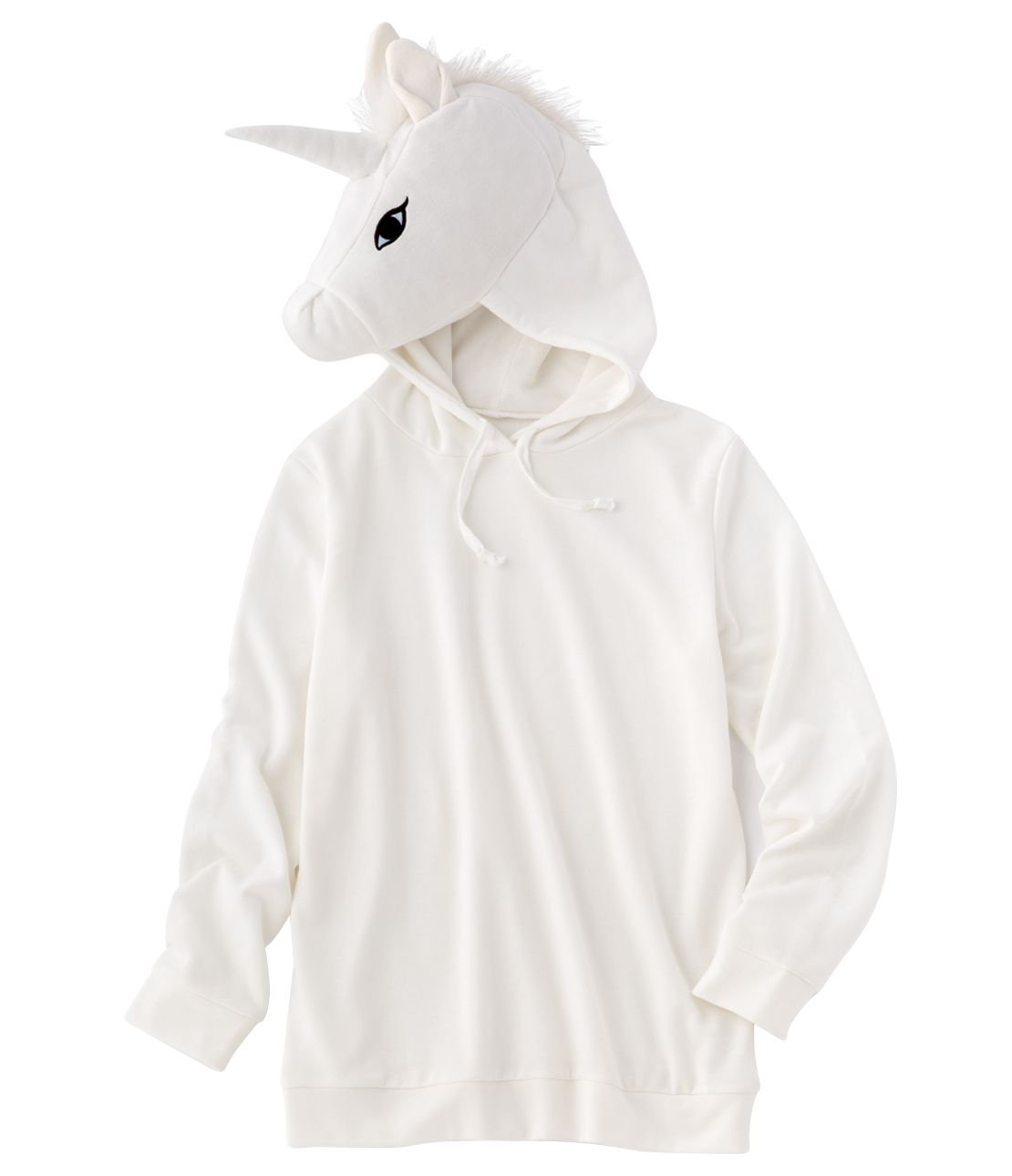 Happy Halloween Unicorn Long hoody