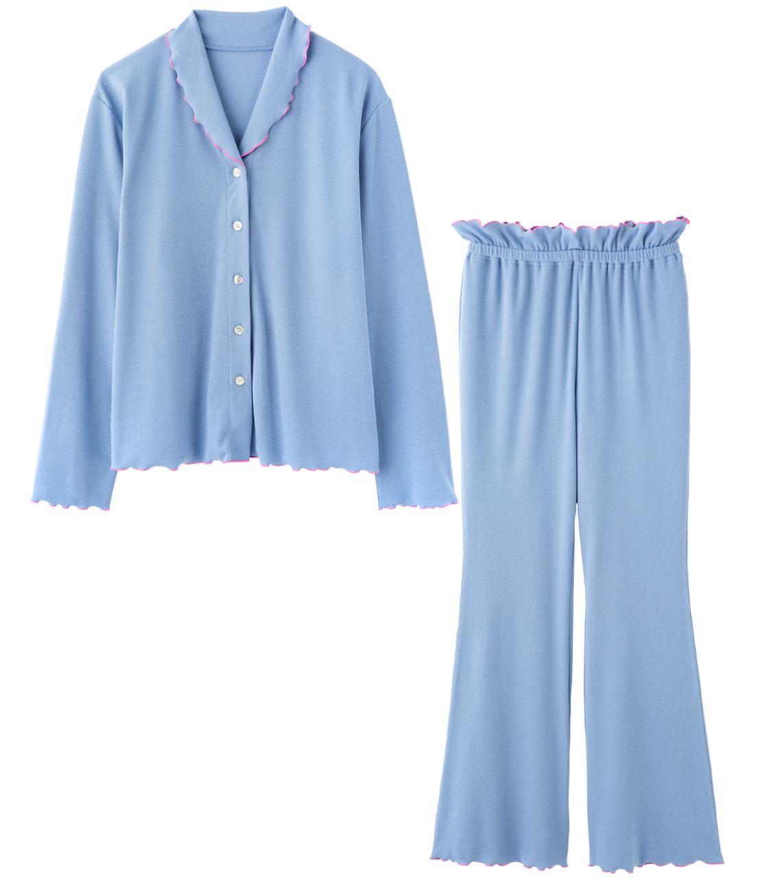 YM rib pajamas