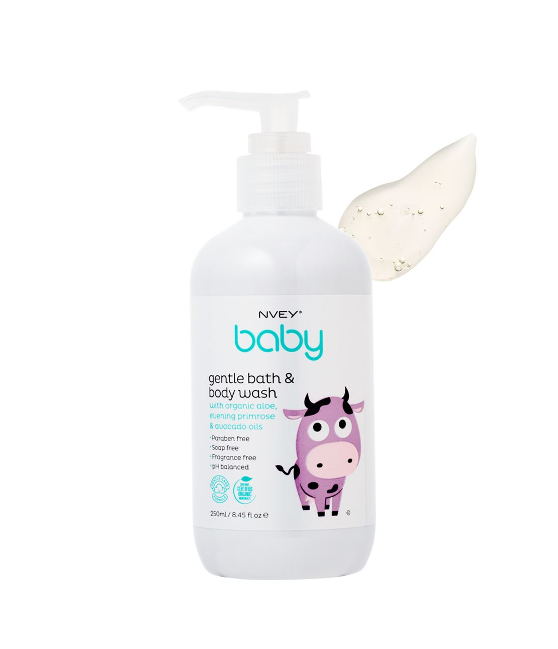 Enbaieko Baby Gentle Body Wash