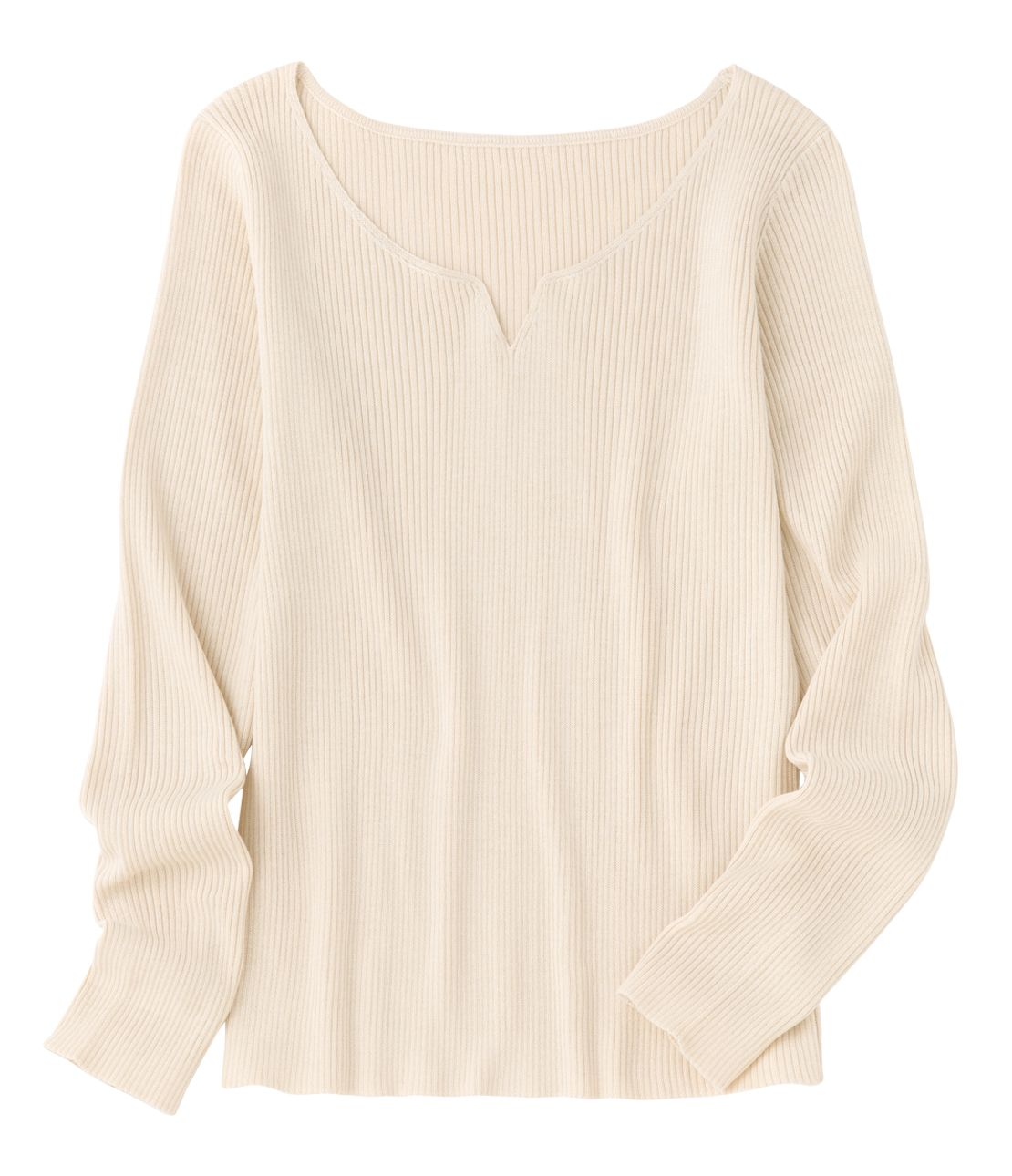Deco Rutan Heart neck knit