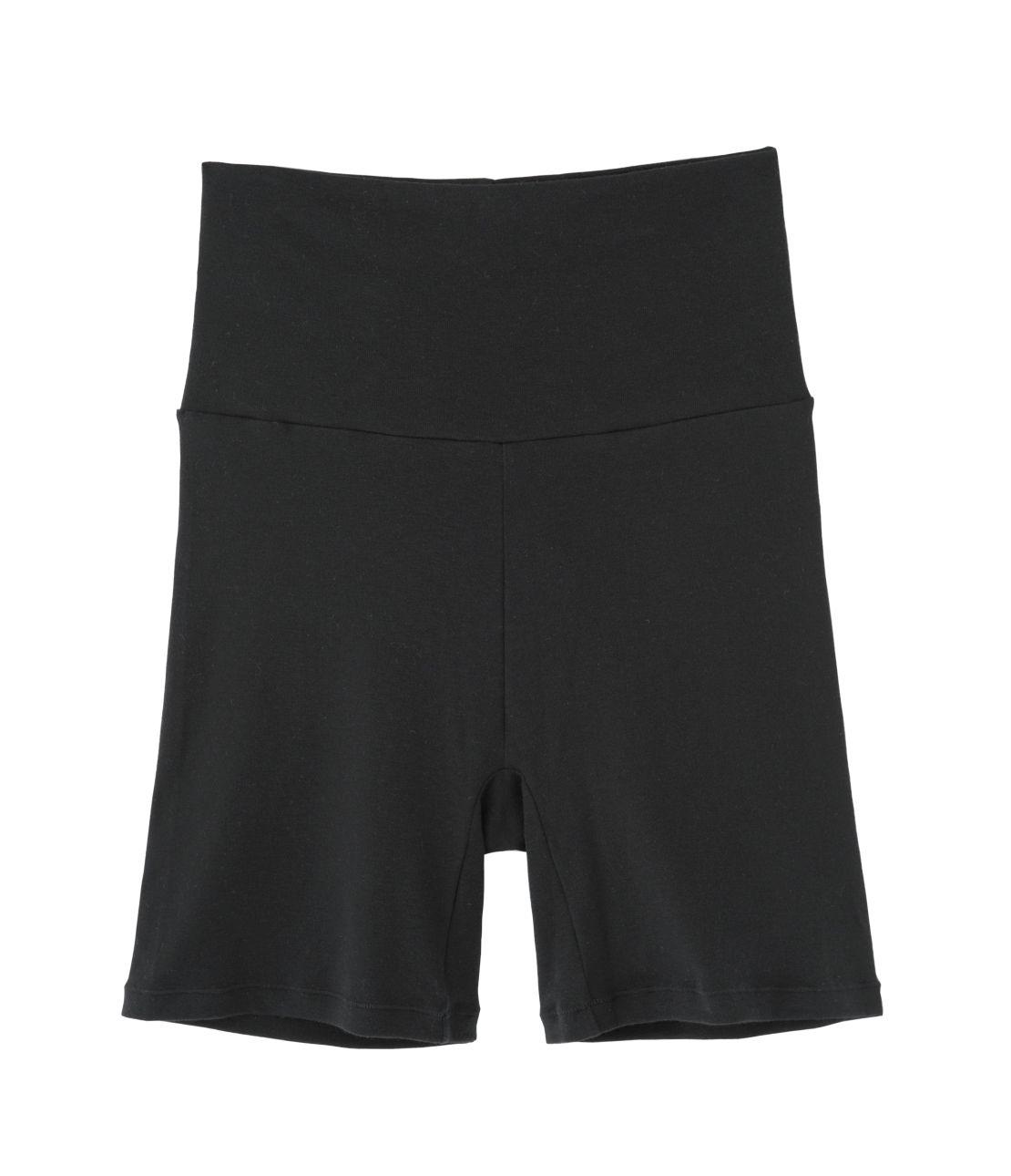 Cotton silk HARA Maki over pants
