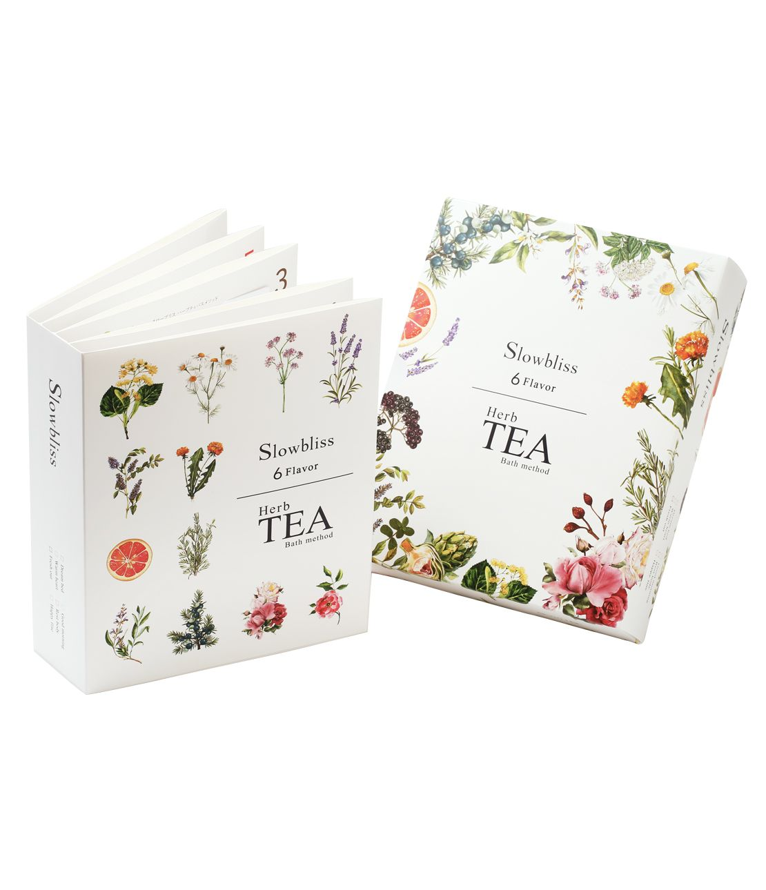 Slow Bliss Gift BOOK set
