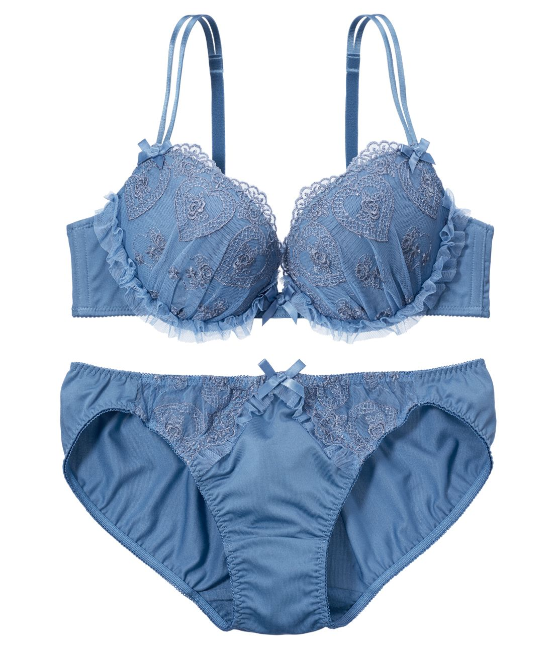 YM collet Bra Set