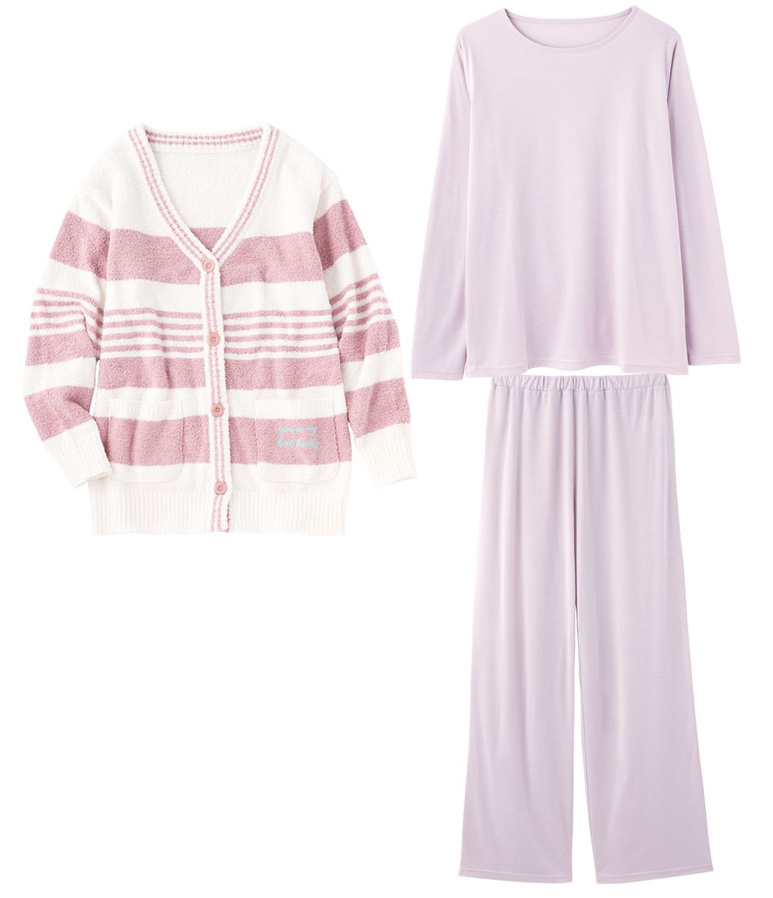 Whip Lee pajamas set