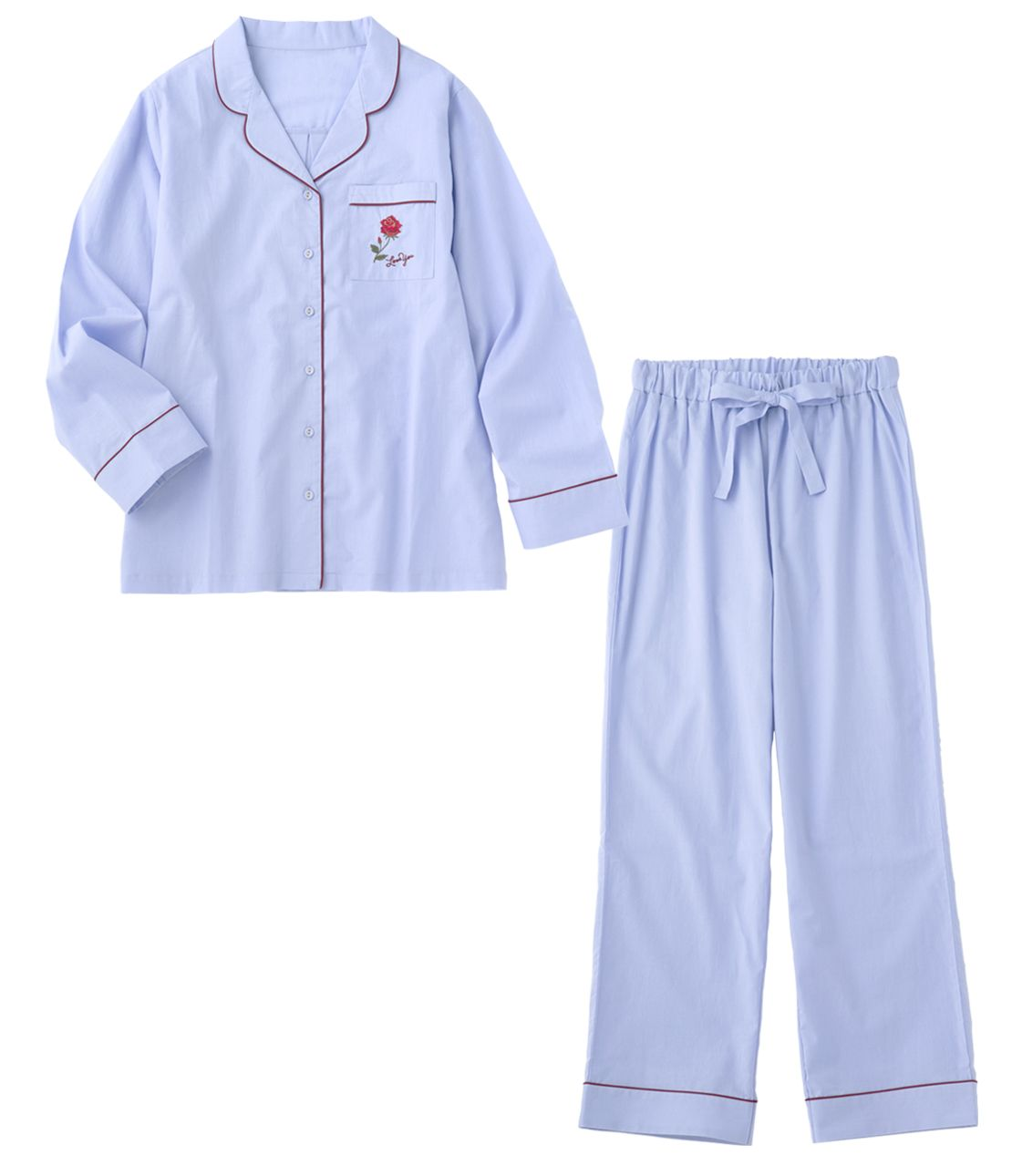 Cotton shirt pajamas