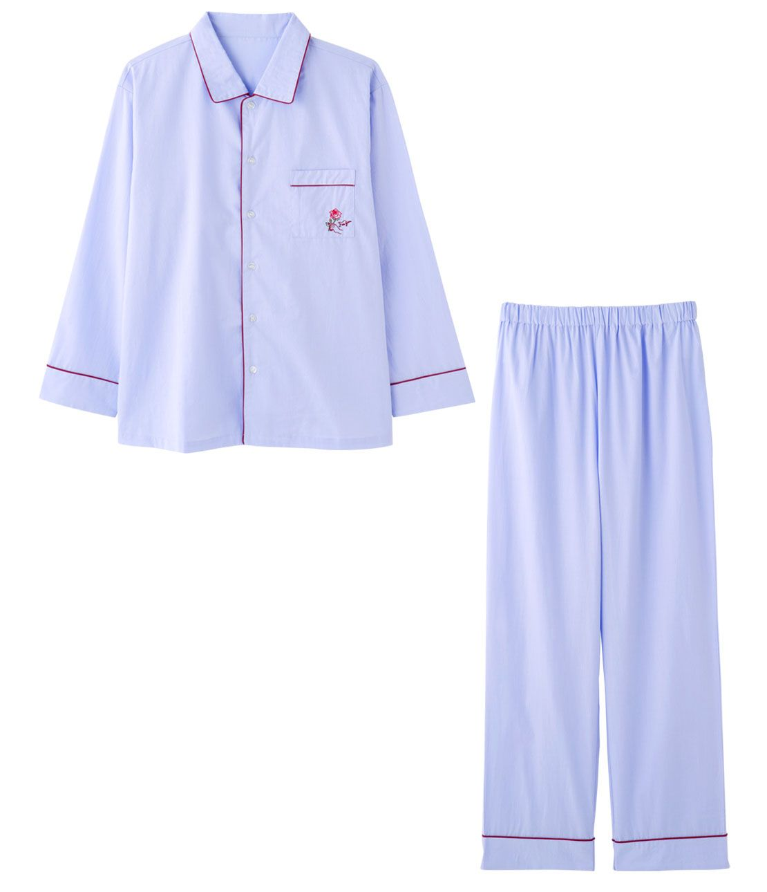 Men's cotton shirts pajamas