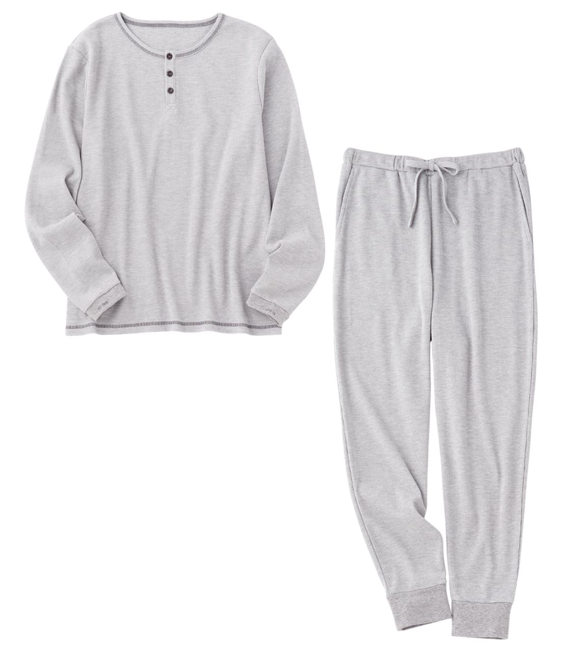 Men's thermal pajamas
