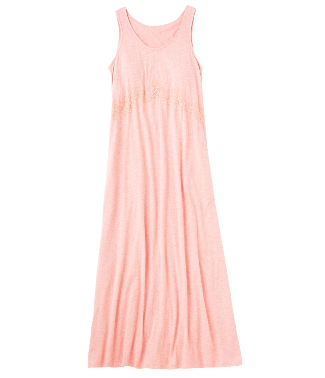 Dept Maxi Jurk.Flower Path Debt Maxi Dress To Wear Peachjohn Worldshopping