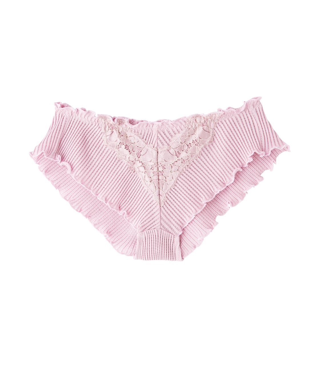 Silk cotton flare panty