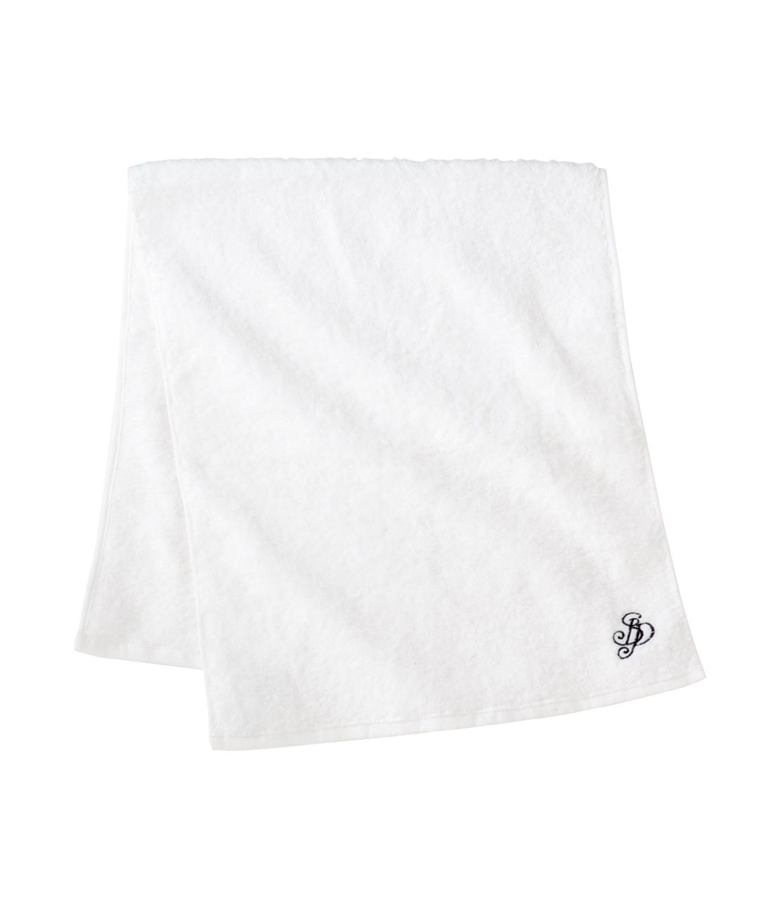 Embroidery Super marshmallow (R) towel