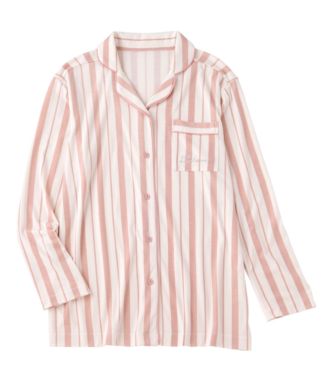 PICK & MIX long-sleeved pajama shirt