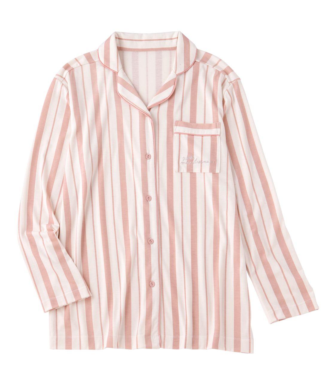 PICK & MIX long-sleeved pajama shirt