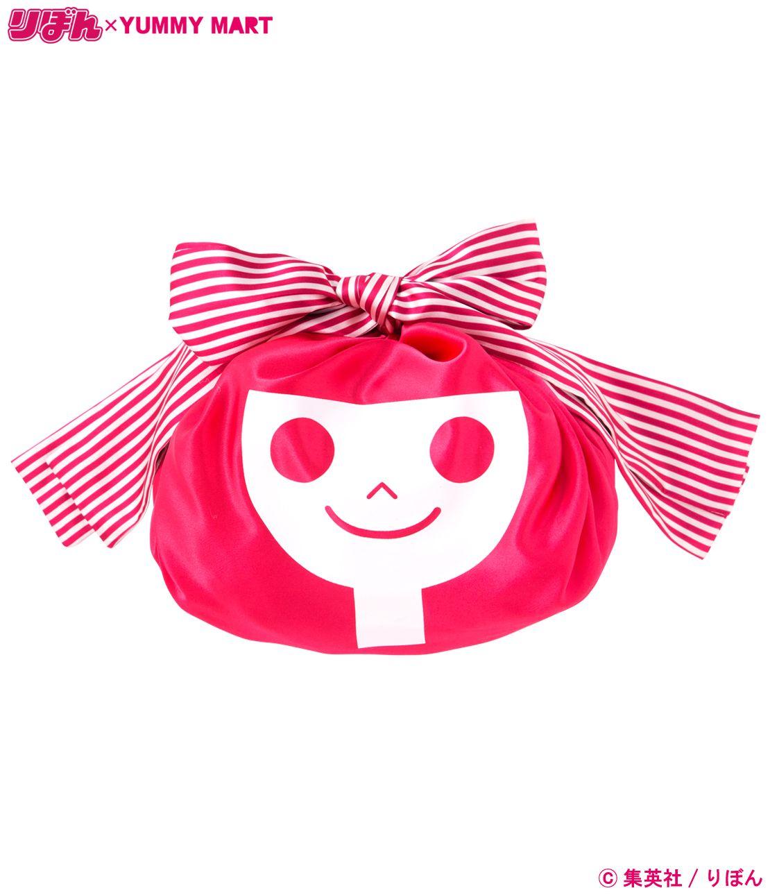 YM ribbon pouch